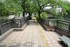美登鯉橋/Midori Bridge