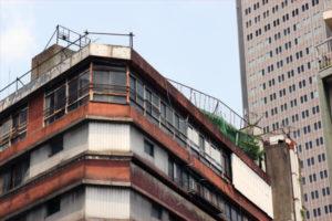 代々木会館の屋上